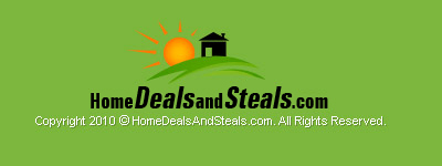 Home Deals and Steals